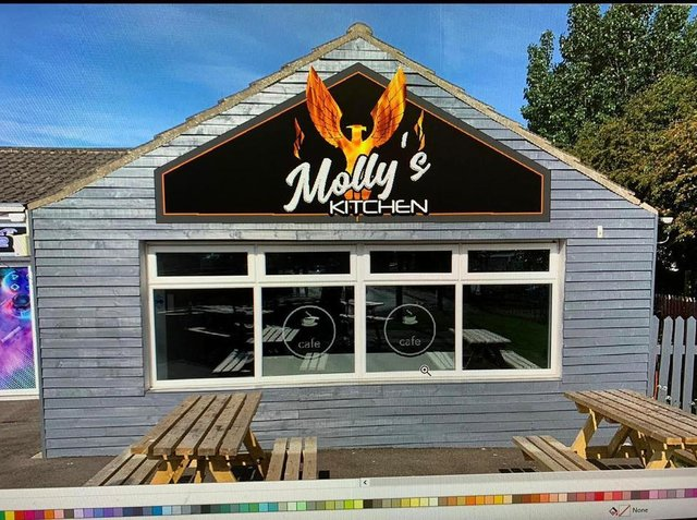 Molly's Kitch in Chapel St Leonards launches on Saturday, June 26.