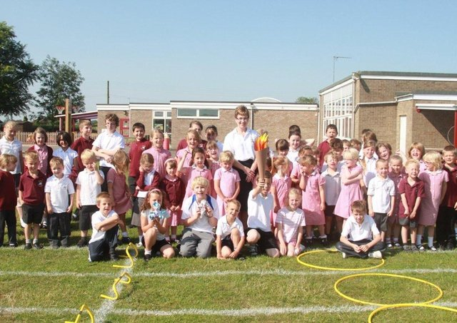 Partney School pipping London to the Olympics post ...