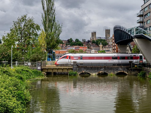 London North Eastern Railway (LNER) has launched its first official 'Lincoln Week' in partnership with Visit Lincoln.