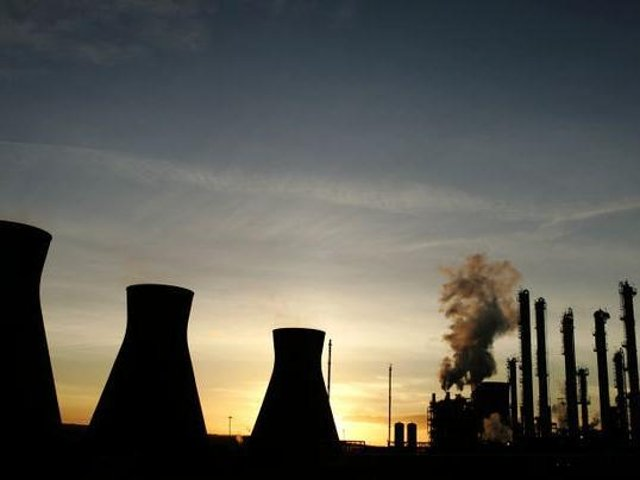 Lincolnshire moved towards a greener future with a drop in carbon dioxide emissions over the course of a year