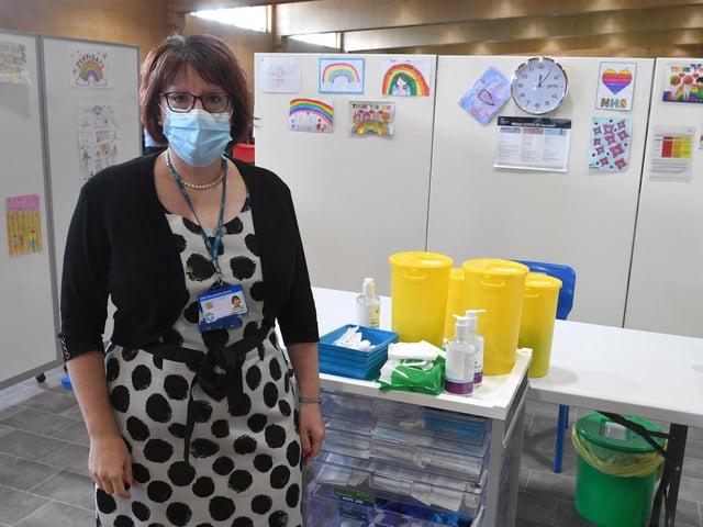 Rebecca Neno, CCG chief nurse