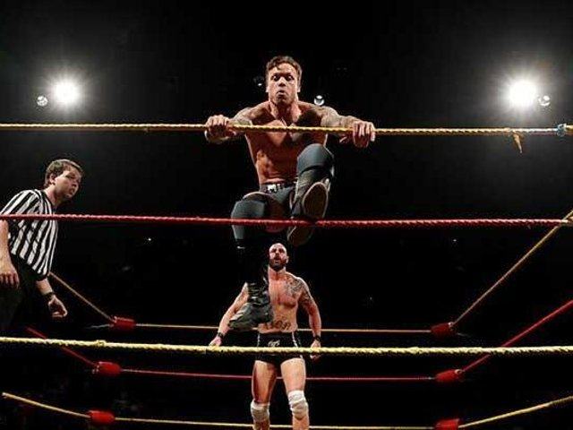 Summer slam wrestling is returning to Skegness