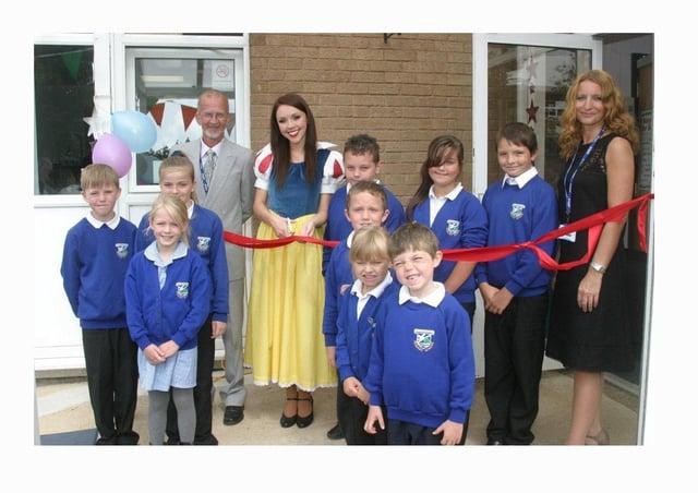 Ingoldmells Primary School 10 years ago ...