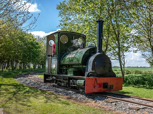 Jurassic will operate trains at the Lincolnshire Coast Light Railway in Skegness.