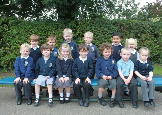 Youngsters making their start in education in 2011 ...