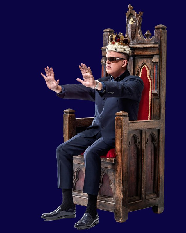 Suggs is coming to the New Theatre Royal Lincoln early next year