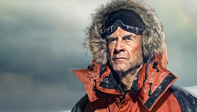 Sir Ranulph Fiennes (Photo credit: Gary Salter)