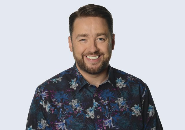 Expect jokes galore with top comic Jason Manford