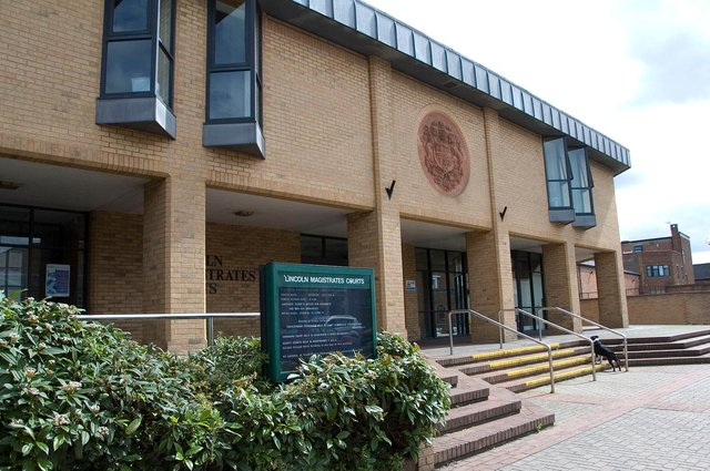 Hookings appeared at Lincoln Magistrates Court
