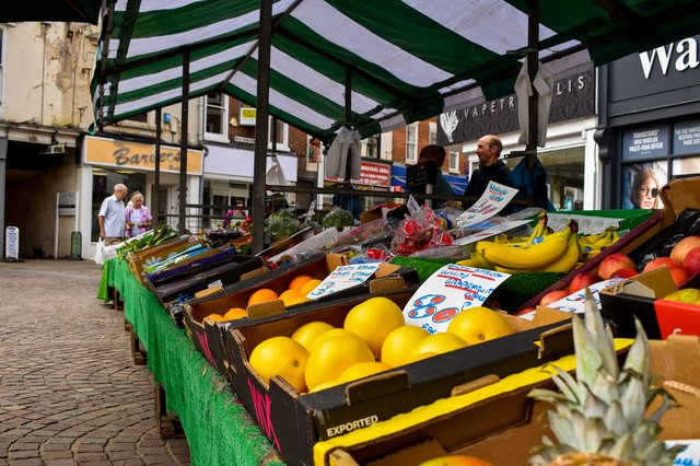 Gainsborough market