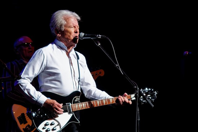 Mike Pender is among the stars of this year's Sensational 60s Experience