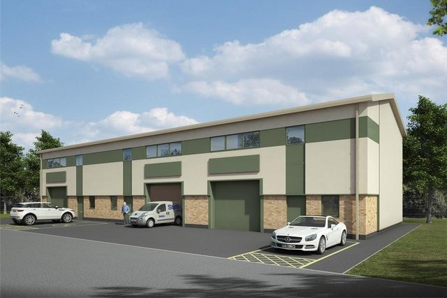 West Lindsey District Council approved plans for the first phase of units to be developed on the 1.3-acre site