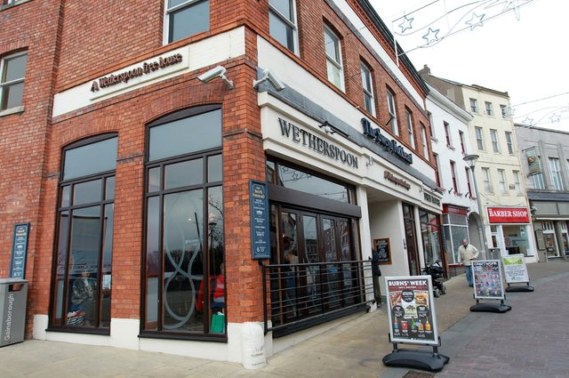 The Sweyn Forkbeard will be re-opening on April 12
