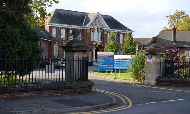 John Coupland Hospital, Gainsborough
