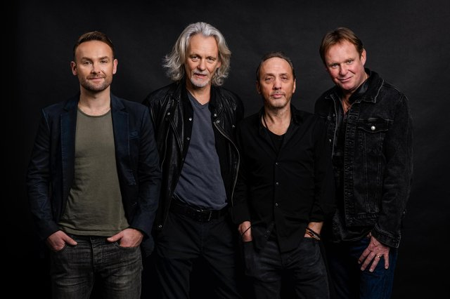 Wet Wet Wet are visiting the area for a show later this year (Photo credit: Dougie Souness)