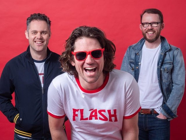 There's a date at Lincoln Engine Shed on Scouting For Girls' next tour.