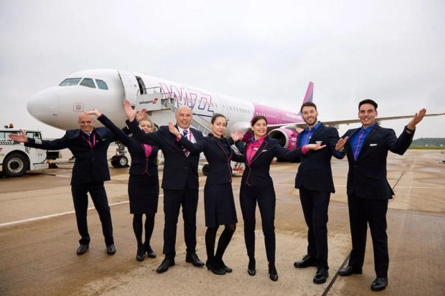 Wizz Air has restarted flights from airport near Gainsborough