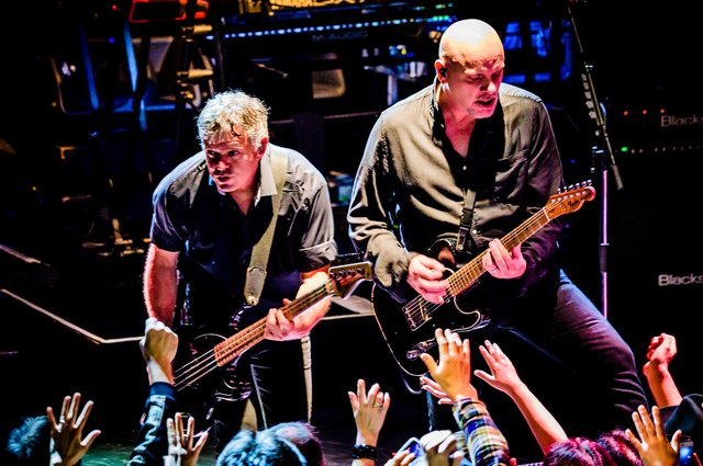 The Stranglers (Photo credit: Hiroki Nishioka)