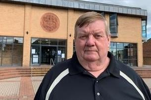 Colin Enos appeared at Lincoln Magistrates Court