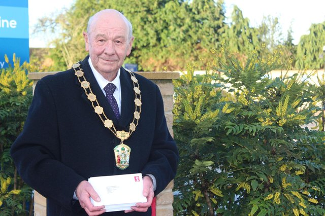 Coun Steve England, chairman of West Lindsey District Council