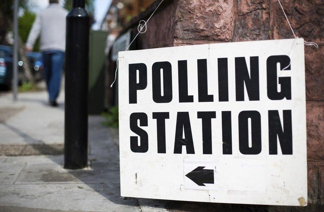 PCC elections are taking place