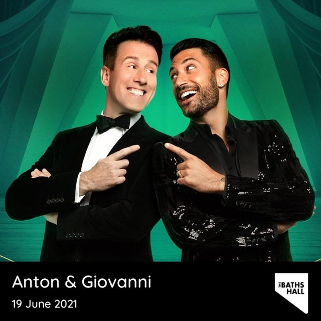 Anton and Giovanni - Him And Me.