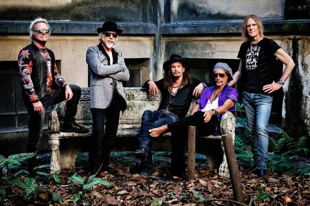 Aerosmith will perform at the FlyDSA Arena, Sheffield, during next summer's 50th anniversary tour of the UK.