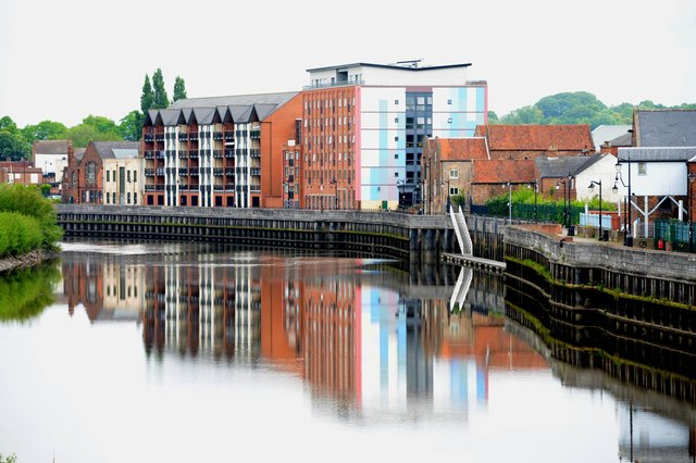 You can have your say on plans in Gainsborough including the Riverside development